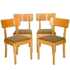 Conant Ball Chair Bedroom Ebay Set Of Four Dining Chairs Russel Wright Quotyoung American