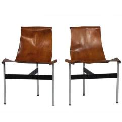 Sling Chairs For Sale Princess Throne Chair Pair Of William Katavolos Leather T At 1stdibs