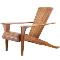 1980s Deck 'Meditation' Chair Attributed to Klaus ...