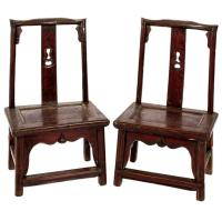 Chinese Childs Chairs For Sale at 1stdibs