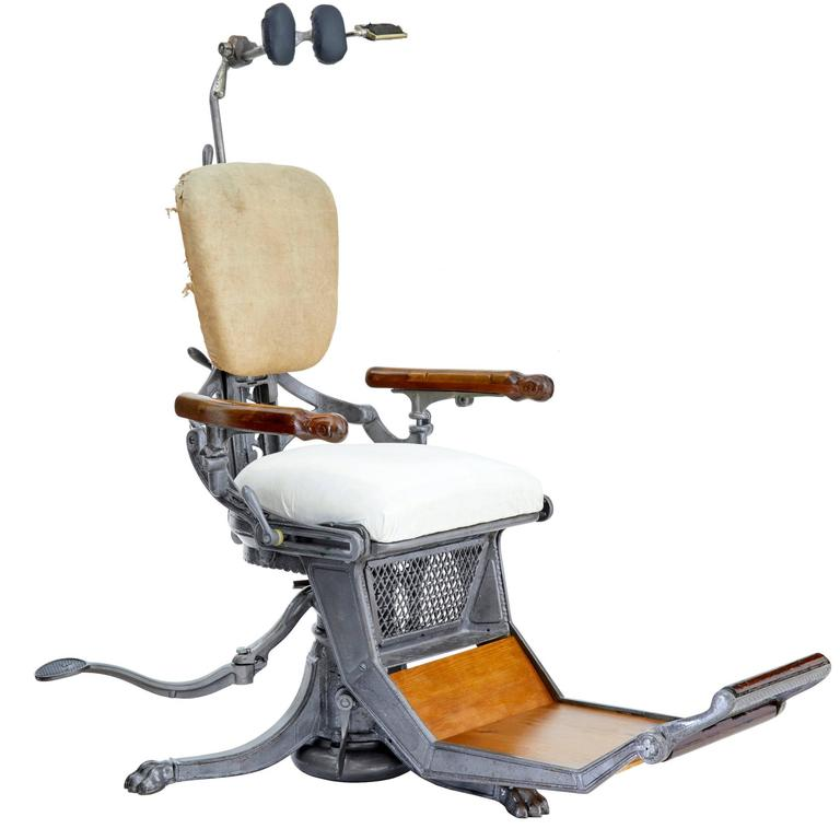 thonet chair styles trakker accessories vintage 1930's dentist for sale at 1stdibs