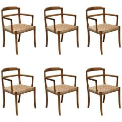 Teak Dining Room Chairs For Sale Beach Chair Rental Sculpted At 1stdibs