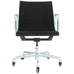 Conference Chairs For Sale Fujiiryoki Massage Chair Price Eames Aluminum Group Desk At 1stdibs