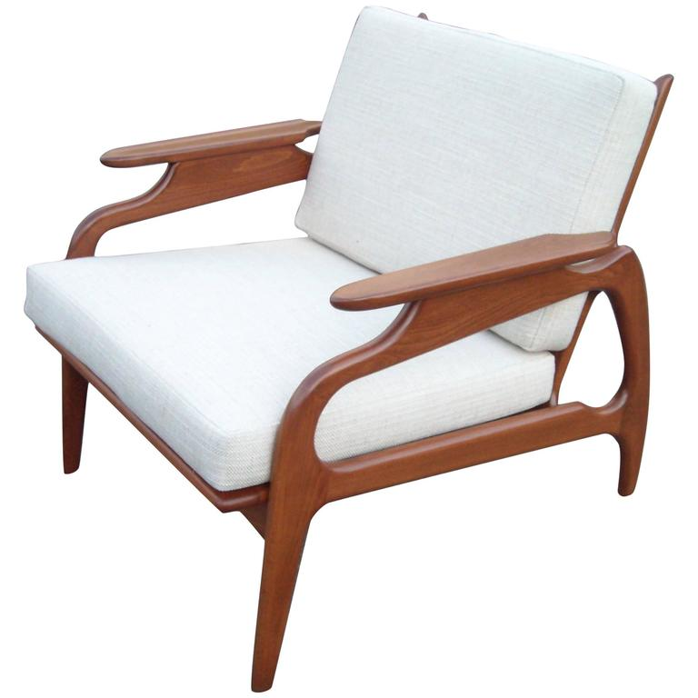 adrian pearsall chair designs van design armchair or lounge organic at 1stdibs for sale