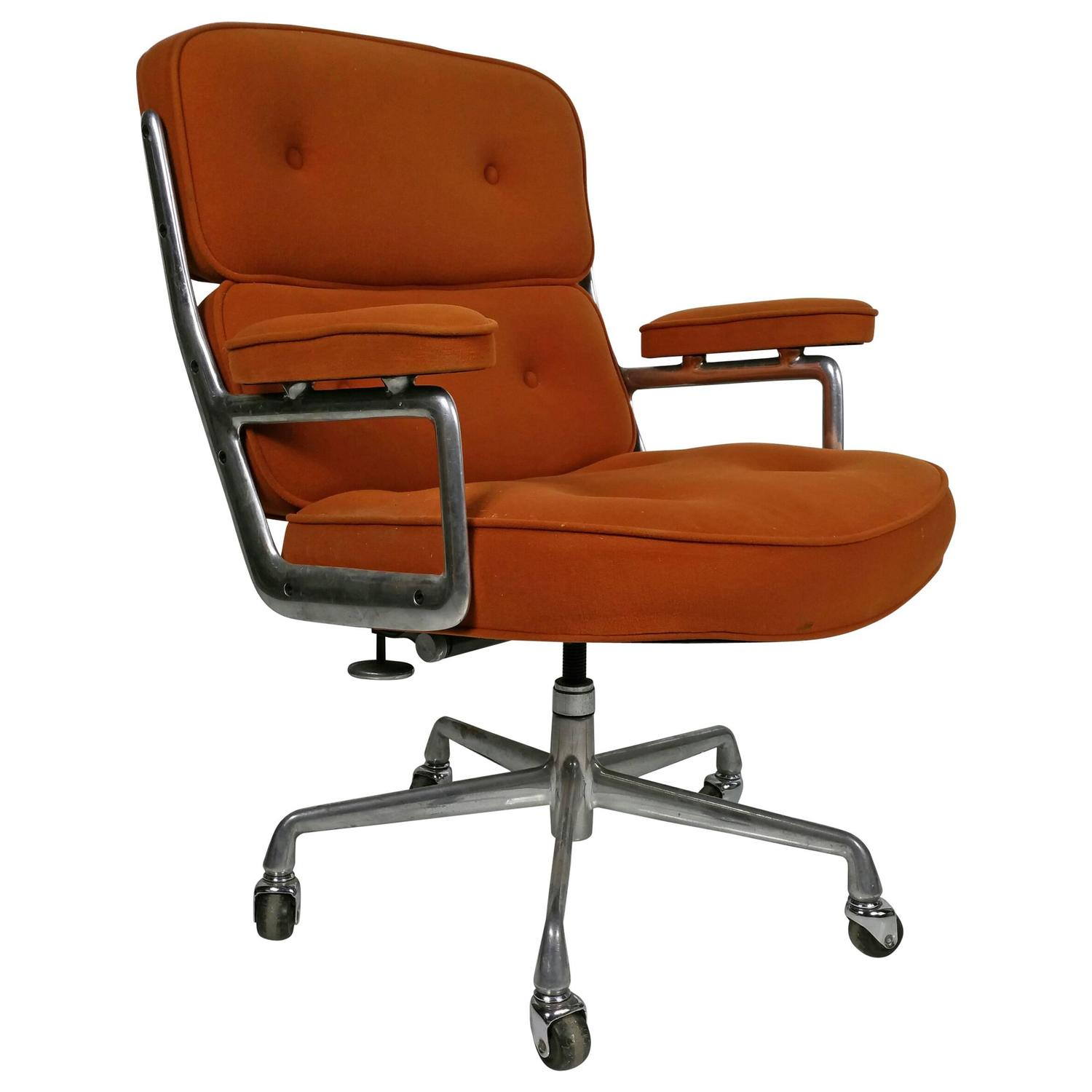 eames chair herman miller exo posture charles and ray time life at