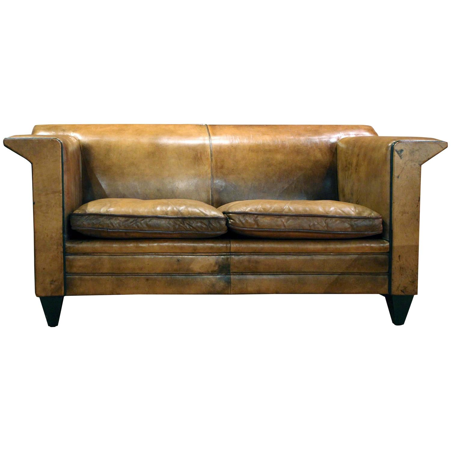 where to buy sofa seat for van futon bed chicago dutch leather by bart bekhoven at 1stdibs