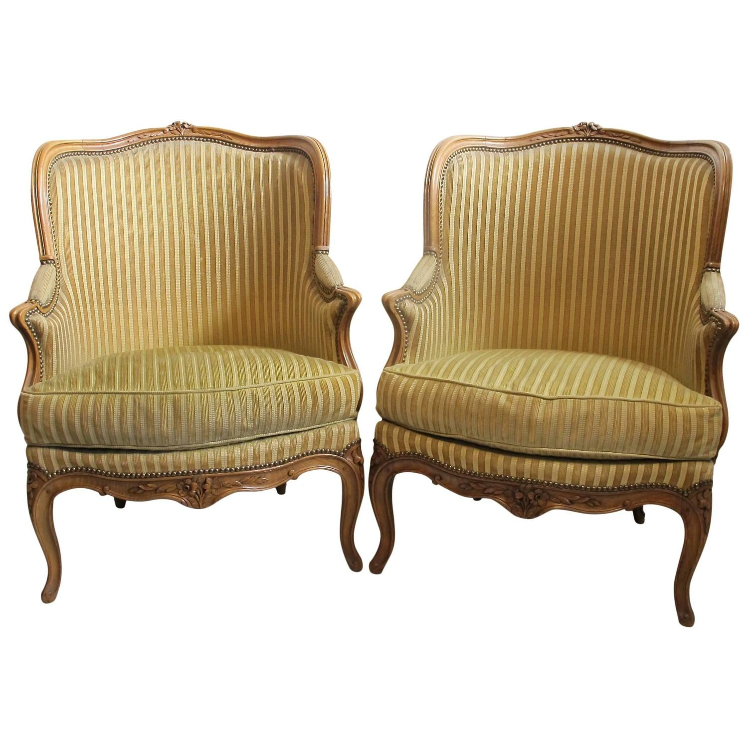 french bergere chair pool noodle chairs at 1stdibs