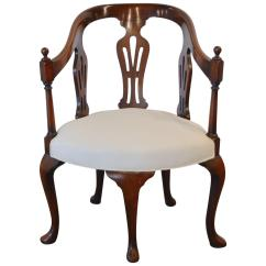 Antique Queen Anne Chair Kitchen Table Chairs For Sale Furniture