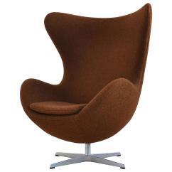 Egg Chairs For Sale Desk Chair Back Support Arne Jacobsen By Fritz Hansen In Divina Melange