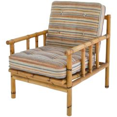 Bamboo Chairs For Sale Mid Back Chair Midcentury Club At 1stdibs