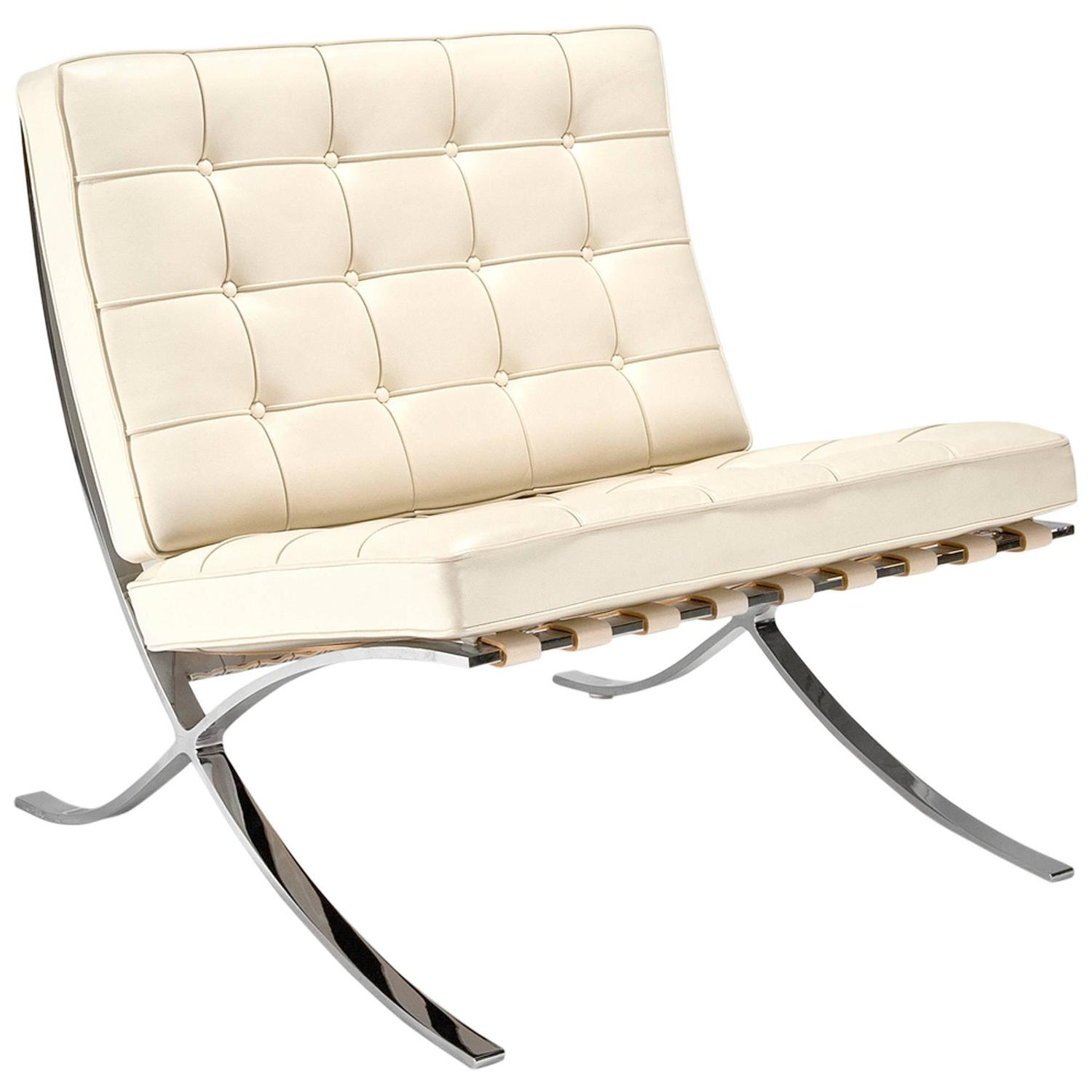 barcelona chair used best pedicure chairs reviews by ludwig mies van der rohe at 1stdibs