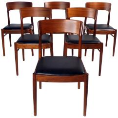 Danish Dining Chair Kartell Mademoiselle Ks Chairs For Sale At 1stdibs