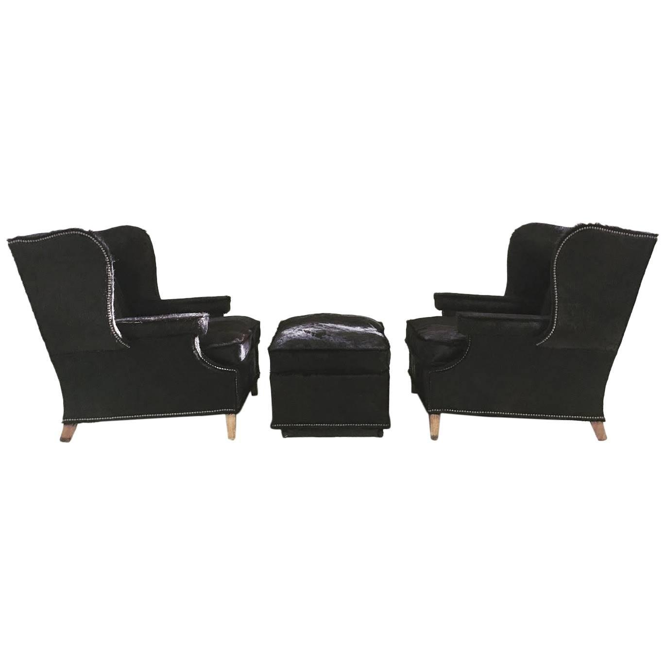 black and white cowhide chair folding racks vintage wingback chairs in natural brazilian