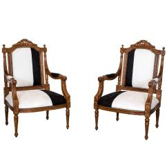 British Colonial Chair Girls Table And Set Pair Of Antique Anglo Indian Or Open