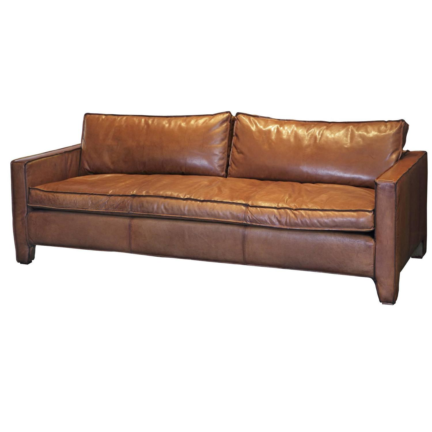 saddle soap leather sofa children s furniture couch brown
