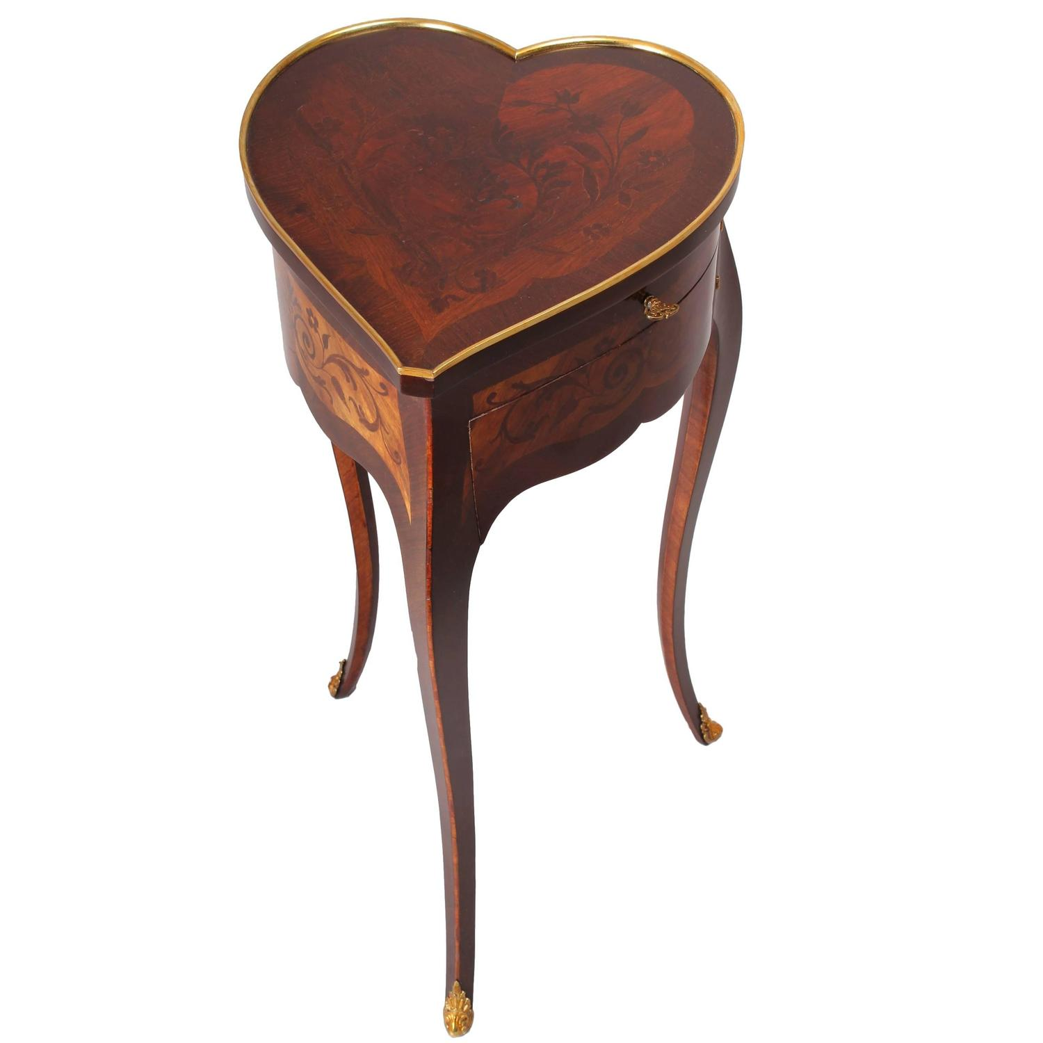 weird shaped chairs swivel chair meaning unusual late 19th century french heart work table