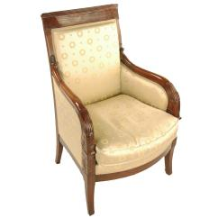 Bergere Chairs For Sale Chair Covers Coventry Armchair France Circa 1800 Mahogany