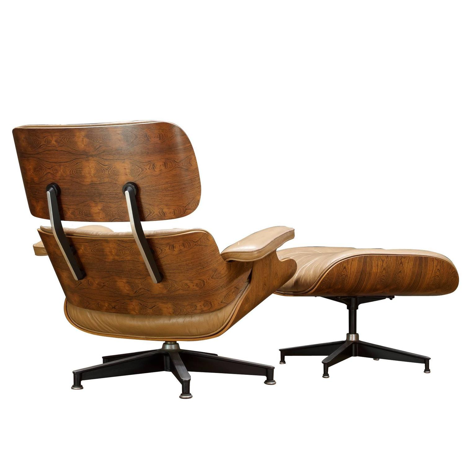 eames lounge chair for sale ergonomic under 300 670 671 brazilian rosewood and ottoman