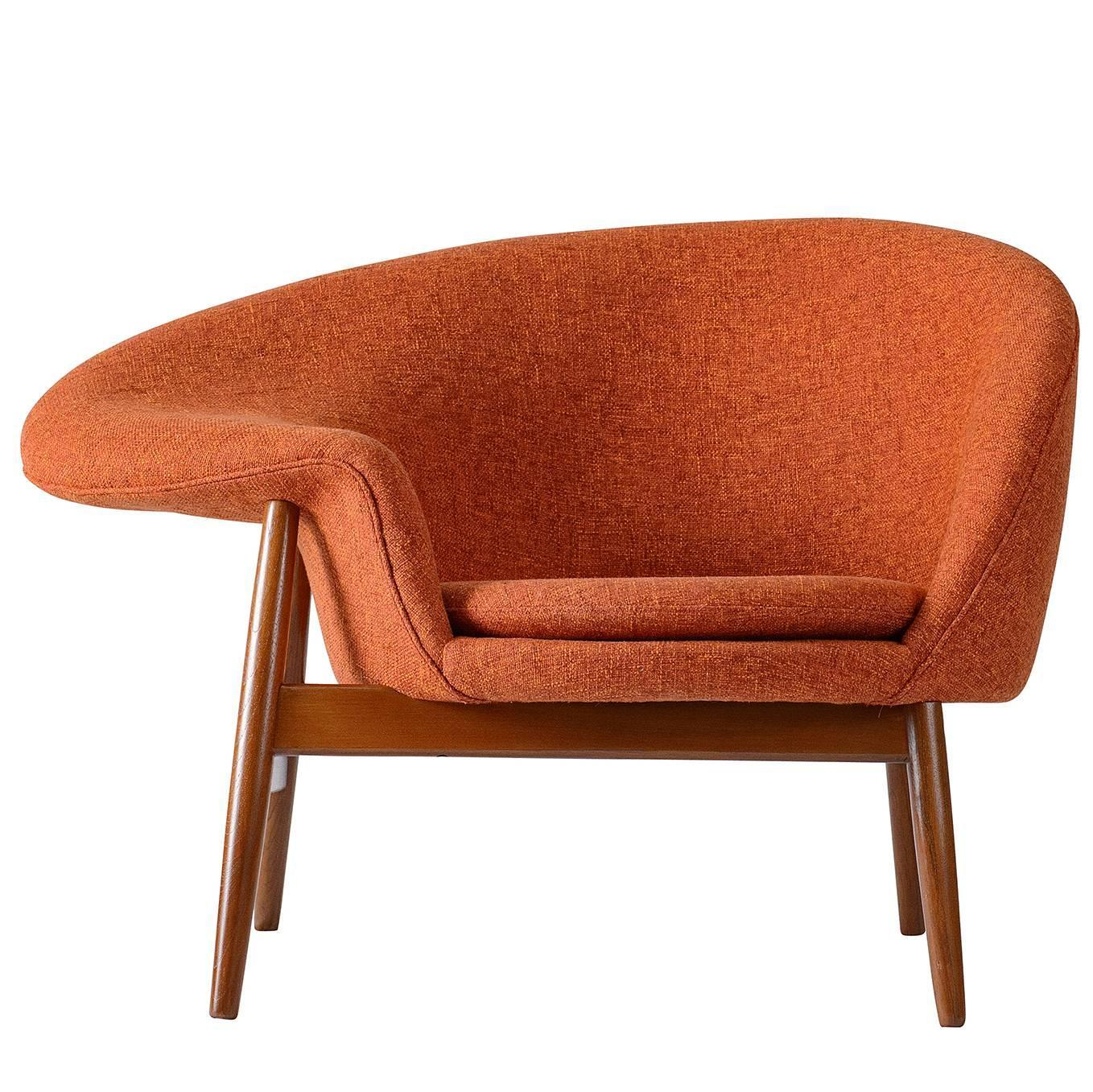 fried egg chair baby room hans olsen quotfried quot lounge for sale at 1stdibs
