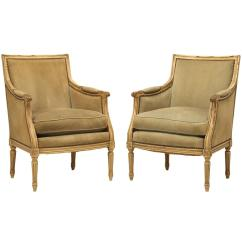 Bergere Chairs For Sale Little Tykes Table And Vintage French Louis Xvi Style At