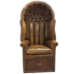 French Canopy Chair White Outdoor Rocking Canada Leather Regency Style Porter 39s For Sale At