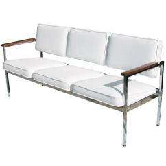Steelcase Sofa Platner Small And 2 Chairs Campfire Modern Lounge Furniture ...
