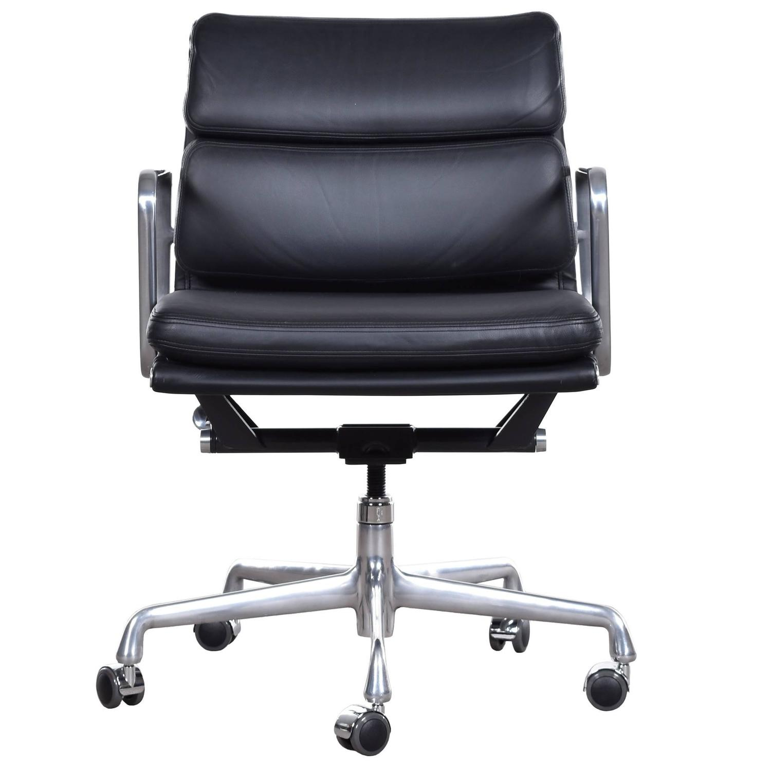 Herman Miller Eames Office Chair Eames Ea435 Management Soft Pad Office Chair By Herman