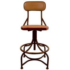 Vintage Electric Chair Alex Arhaus Set Of Six Western Telephone Operators Adjustable