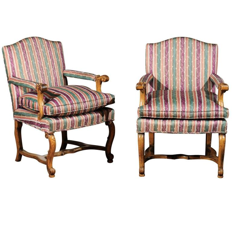 bergere chairs for sale pink chair covers weddings pair of italian at 1stdibs