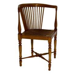 Wooden Corner Chair Posture With Back Jugendstil Vintage Maple Tree Adolf Loos Vienna Austria Circa 1900 For Sale