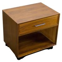 American Mid-Century Nightstand For Sale at 1stdibs