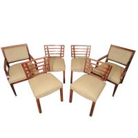 Mid-Century Dining Chairs by Widdicomb For Sale at 1stdibs