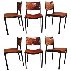 Howard Chairs For Sale Swing Chair Stand Price Set Of Six Shaver Dining At 1stdibs