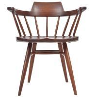 George Nakashima Studio Captains Chair at 1stdibs