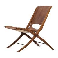 Peter Hvidt and Orla Mlgaard-Nielsen Easy Chair Model FH ...