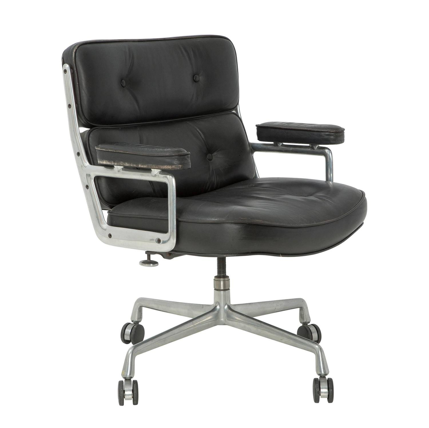 Herman Miller Eames Office Chair Eames Time Life Office Desk Chair Herman Miller At 1stdibs