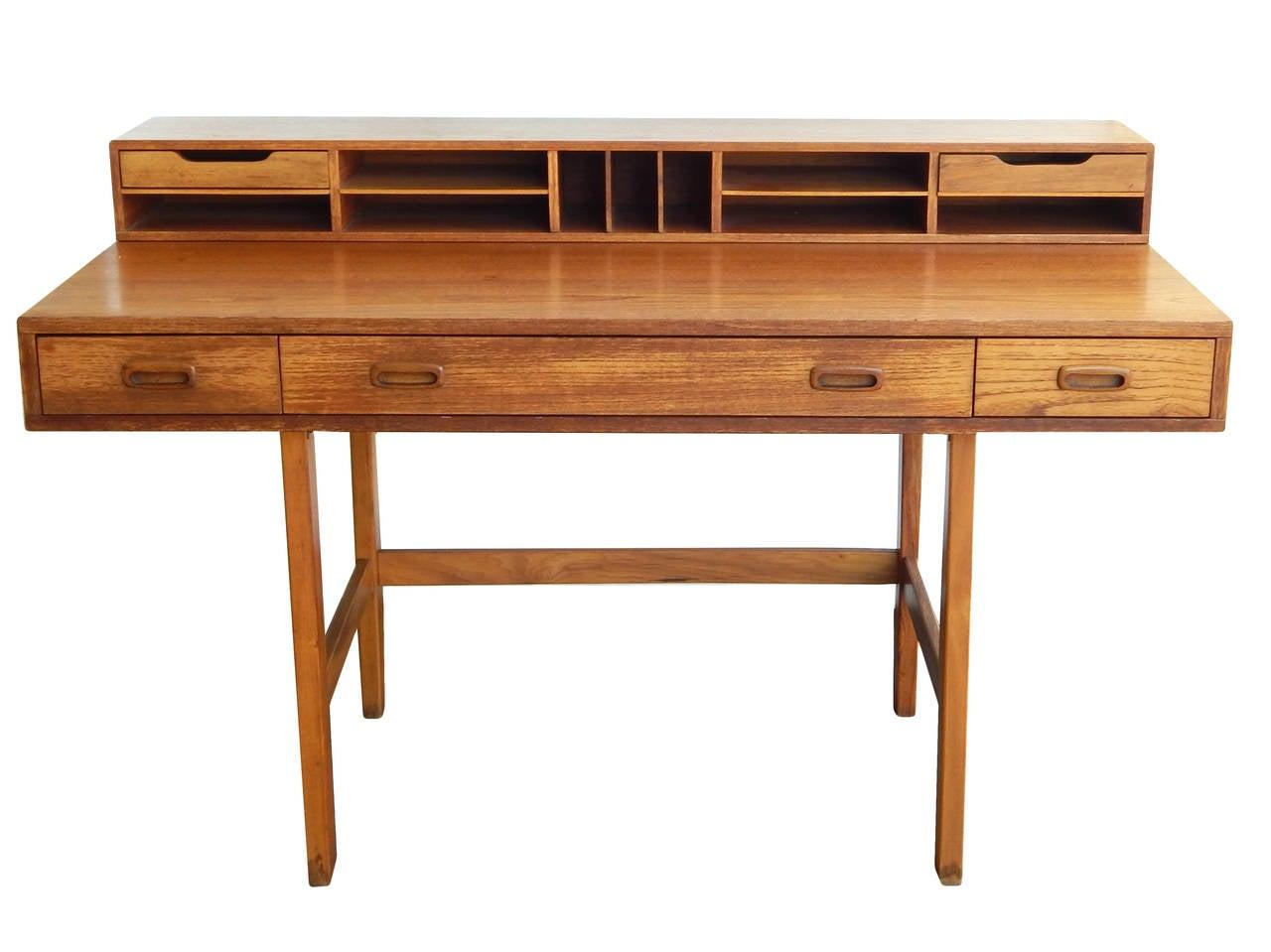 MidCentury Modern Convertible Desk at 1stdibs