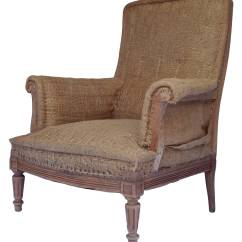 High Back Tufted Chair Faux Leather Paint Pair Of Deconstructed Napoleon Iii Chairs At 1stdibs