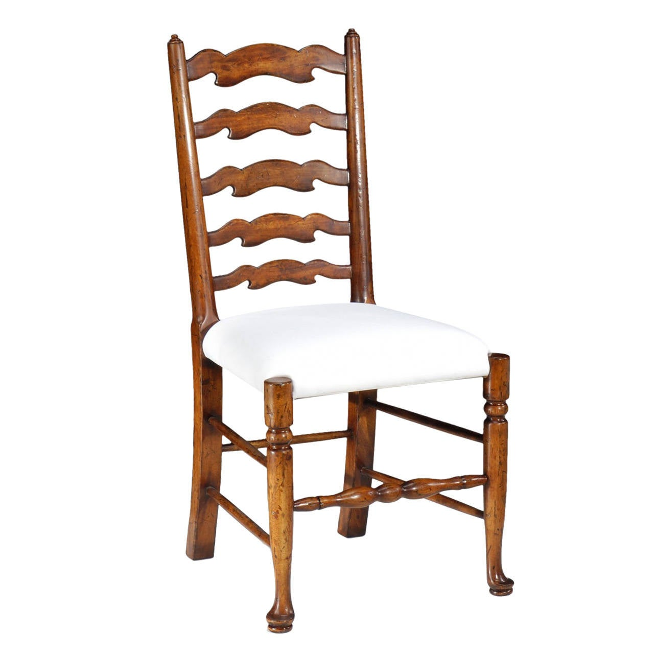 ladderback dining chairs merry christmas chair covers for sale at 1stdibs