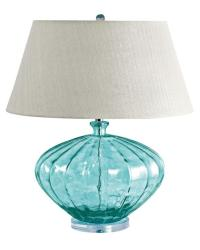 Recycled Glass Lamp For Sale at 1stdibs