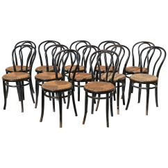 Cafe Chairs For Sale Pottery Barn Personalized Baby Chair French Bistro Six Available At 1stdibs