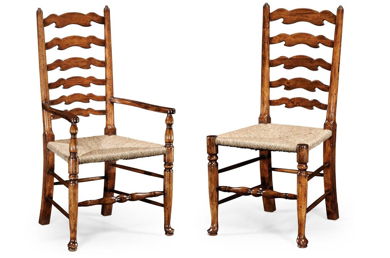 ladderback dining chairs folding chair malaysia for sale at 1stdibs