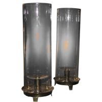 Parzinger Hurricane Lamps at 1stdibs