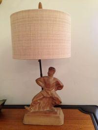 40s Heifetz Table Lamp at 1stdibs