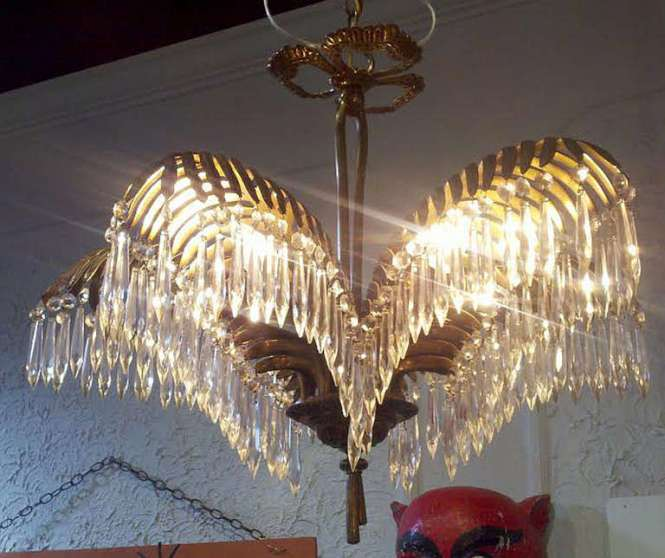 Palm tree chandelier chandelier ideas pair of bronze and crystal palm tree chandeliers at 1stdibs aloadofball Choice Image