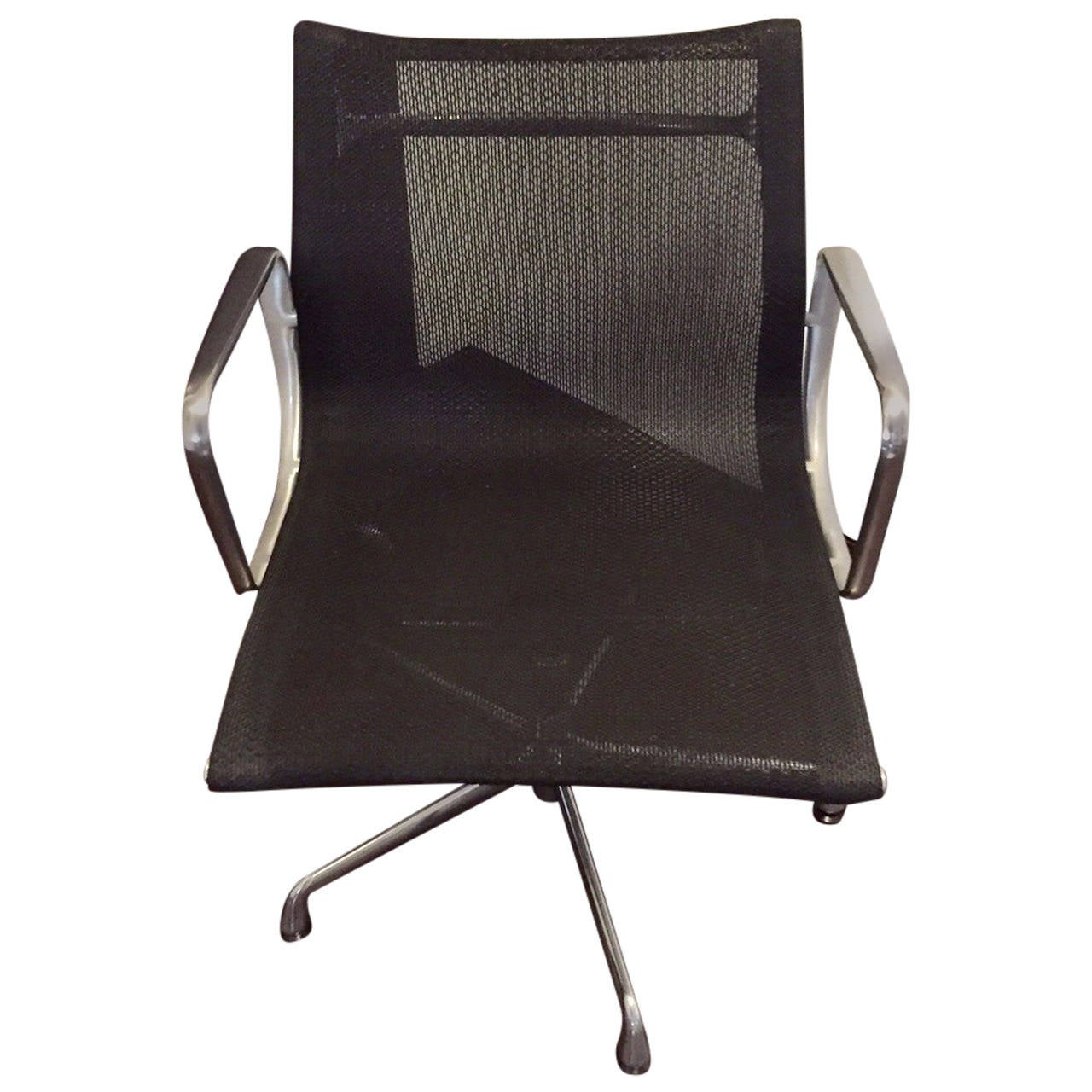Herman Miller Eames Office Chair Eames Aluminum Group Management Chair By Herman Miller For