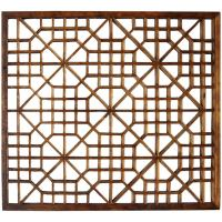 Chinese Window Panel at 1stdibs