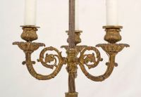 Antique French Bouillotte Lamp at 1stdibs