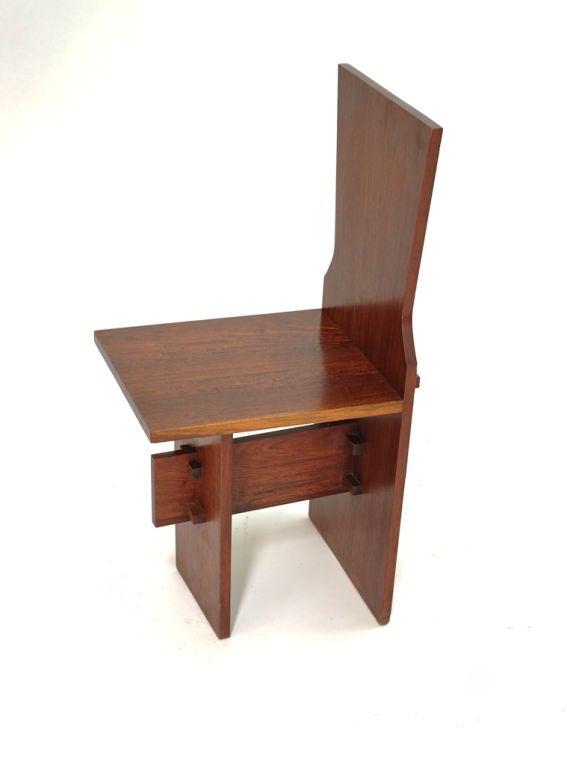 harvard chair for sale back massager daniel b. h. liberman studio chairs at 1stdibs