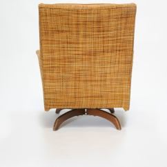 Adrian Pearsall Rocking Chair Baby Bouncer Age Range Club For Sale At 1stdibs